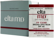 Elta MD UV Clear Broad-Spectrum Tinted SPF 46 20ml Packets - Box of 40