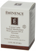 Eminence Cocoa Latte Tinted Moisturiser SPF 25 Sunscreen 35ml