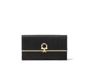 Salvatore Ferragamo Salvatore Ferragamo Women's Gancio Continental Wallet 614692