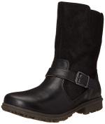 Bogs Women's Bobby Mid Waterproof Leather Boot