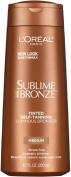 2 Pack - L'Oreal Sublime Bronze, Tinted Self-Tanning Luminous Bronzer, Medium 200ml