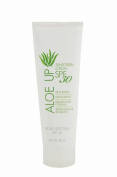 Aloe Up SPF 30 Sunscreen Lotion One Size White