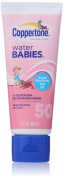 4 Pack - Coppertone Water Babies Sunscreen Lotion SPF 50 90ml