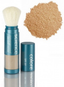 Colorescience Sunforgettable Loose Mineral Sunscreen SPF50 Brush Tan Matte