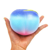 HUHU833 11CM Honey Peach Scented Squishy Slow Rising Squeeze Kids Toy Christmas Gift