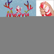 erthome Exquisite Santa Claus Scented Squishy Charm Slow Rising 13cm Simulation Kids Toy Soft
