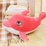CHENGYI Dolphin Nap Hold Pillow Home Cartoon Lovely Child Soft Toy Sofa Cushion