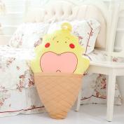 CHENGYI Cartoon Lovely Ice Cream Simulation Hold Pillow Home Bedside Sofa Cushion Child Sweet Tube Soft Toy