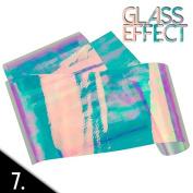 Mirror effect nail art foil 50cm N07