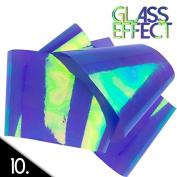 Mirror effect nail art foil 50cm N10