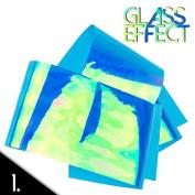 Mirror effect nail art foil 50cm N01