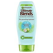 Garnier Ultimate Blends Coconut Water Conditioner Dry Hair 360Ml