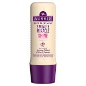 Aussie 3 Minute Miracle Shine Deep Treatment 250Ml