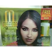 Mazuri Hair relaxer Super 1 Application