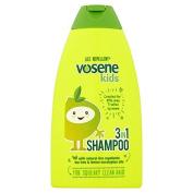 Vosene Kids 3In1 Shampoo And Conditioner 250Ml