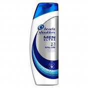 Head And Shoulders Total Male Care Shampoo 450Ml