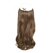 RH Excellence Hair Extension to fit easy fit gold light Chestnut N ° 4