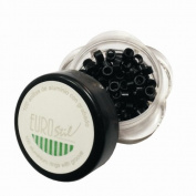 Rings Black 1 (Pot 100 UNID.)