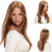 Wig Long Straight Hair Wig Brown Wig