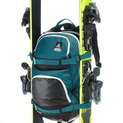 Wed'ze Skiing & Snowboarding Backpack with Ski/Board straps