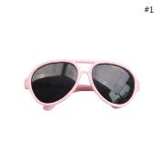 HUUATION 46cm American Girl Doll Glasses Doll Aviator Sunglasses Baby Dolls Sun Glasses 4 Colour