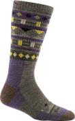 Darn Tough Womens Trail Magic Boot Sock Cushion / MEDIUM (UK 5-7) / Taupe