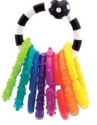 Game / Play Sassy Ring O' Links Rattle Developmental Toy, lamaze, play, mat, best, toys, infant, activity Toy / Child / Kid
