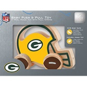 Green Bay Packers Push & Pull Wood Toy