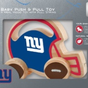 NFL New York Giants Push & Pull Toy by MasterPieces
