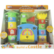 Funtime Build A Castle Stacking Cups