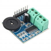 HALJIA PAM8403 Two-Channel Volume Adjustment audio Amplifier Module Mini Digital Amplifier Board