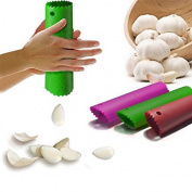 Magic Silicone Garlic Peeler Peel Easy Useful by DOM