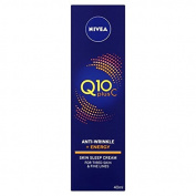 Nivea Q10 Plus C Anti Wrinkle Night Cream 40Ml