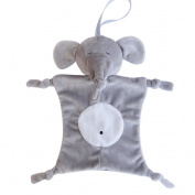 YeahiBaby Baby Comforter Toy Comfort Blanket Security Blankie for Newborn Baby