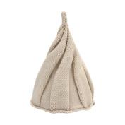VANKER Winter Children Kids Crochet Knitting Hat Pointy Sharp Corner Windmill Cap