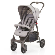 Circle Line by ABC Design Stroller Treviso – 4 Lightweight and practical woven grey