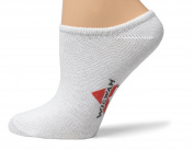 Wigwam Super 60 No-Show Athletic Socks - 3 Pairs - Large