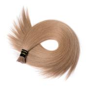 60cm Human Braiding Hair Bulk Straight European Human Hair Bulk Grey Bulk 100% Human Hair