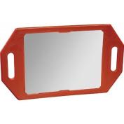 DMI Kodo Two Handed Mirror Red by DMI