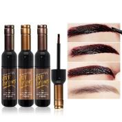 3pcs Peel Off Dye Eyebrow Gel Cream 72h Long-lasting Enhancer Wax Paint Tint Eye Brows Gel Makeup