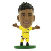 SoccerStarz SOC1189 Paris St Germain Neymar Jr Away Kit 2018 Version Figure