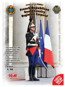 ICM 16007 Figures French Republican Guard Cavalry Regiment Corporal