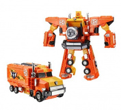 Sonokong toy Hello Carbot Megabold Korean Animation Transformable Robots Toy