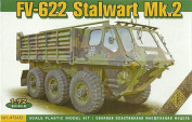 'Ace ACE72432 Model Kit Fv – 622 Stal Wart MK. 5.1cm
