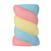 huichang 14.5cm Lovely Squishy Spun Sugar Scented Squishy Slow Rising Squeeze Toys