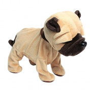 Gaddrt Novelty Sound Control Electronic Pets Dogs Stand Walk Electronic Toys Dog