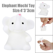 Whale Soft Toy,9CM Soft Whale Cartoon Squishy Slow Rising Squeeze Toy Phone Straps