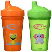 BornCare BCWS-159 300ml Non Spill Cup for Baby- 2 Pack