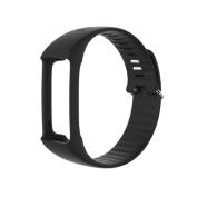 Polar A360 Large Wristband - Black