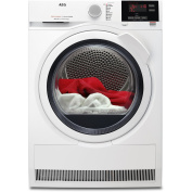 AEG T7DBG831R 7000 Series SensiDry 8kg Freestanding Tumble Dryer-White